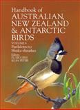 Australian, New Zealand and Antarctic Birds Vol. 6 : Pardalotes to Strike-Thrushes, , 0195537629