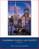 California Criminal Law Concepts + Student Powernotes Package California, Hunt, Derald D. and Rutledge, Devallis, 0558587623
