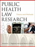 Public Health Law Research : Theory and Methods, , 1118137620