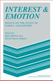 Interest and Emotion : Essays on the Study of Family and Kinship, Medick, Hans and Sabean, David Warren, 0521357632