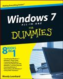 Windows 7 All-in-One for Dummies®, Woody Leonhard, 0470487631