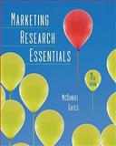 Marketing Research Essentials, McDaniel, Carl, Jr. and Gates, Roger, 0470627638