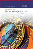 Methods for Euclidean Geometry, Byer, Owen and Lazebnik, Felix, 0883857634