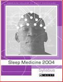 ACCP Sleep Medicine 2004 Syllabus : Publication of the American College of Chest Physicians, , 380557763X