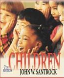Children, Santrock, John W., 007255763X