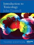 Introduction to Toxicology, Timbrell, John A., 0415247632