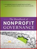 The Handbook of Nonprofit Governance, BoardSource Staff, 0470457635