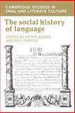 The Social History of Language, , 0521317630