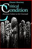 Critical Condition : American Culture at the Crossroads, Heartney, Eleanor, 0521557631