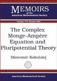 The Complex Monge-Ampère Equation and Pluripotential Theory, Kolodziej, Slawomir, 082183763X