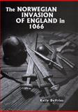 The Norwegian Invasion of England in 1066, DeVries, Kelly, 0851157637