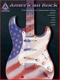 American Rock, Hal Leonard Corp., 0634027638