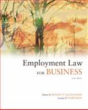Employment Law for Business, Bennett-Alexander, Dawn and Hartman, Laura Pincus, 0073377635
