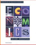 Principles of Macroeconomics, Taylor, John B. and Weerapana, Akila, 061896763X