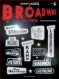 Legendary Ladies of Broadway, Alfred Publishing Staff, 1843287633