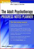 The Adult Psychotherapy Progress Notes Planner, Jongsma, Arthur E., Jr., 0471347639