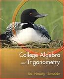 College Algebra and Trigonometry, Lial, Margaret L. and Hornsby, John, 0321227638