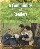 A Community of Readers : A Thematic Approach to Reading, Alexander, Roberta and Lombardi, Jan, 0321387635