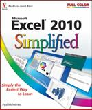 Excel 2010, Paul McFedries, 0470577630