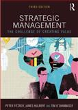 Strategic Management : The Challenge of Creating Value, FitzRoy, Peter and Hulbert, James, 0415567645