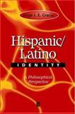 Hispanic / Latino Identity 1st Edition