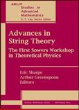 Advances in String Theory, Eric Sharpe and Arthur Greenspoon, 0821847643