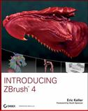 Introducing ZBrush, Eric Keller, 0470527641