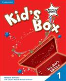 Kid's Box American English Level 1 Teacher's Edition, Melanie Williams, 0521177642