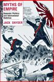 Myths of Empire, Jack Snyder, 0801497647