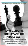 International Society and the Middle East 9780230537644