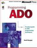Programming ADO, Willits, Don and Sceppa, David, 0735607648