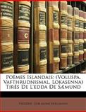 Poëmes Islandais, édéric Guillaume Bergmann, 1146447647