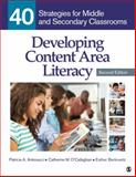Developing Content Area Literacy 2nd Edition