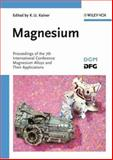 Magnesium : Proceedings of the 7th International Conference on Magnesium Alloys and Their Applications, , 3527317643