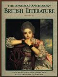 The Longman Anthology of British Literature Vol. 1C : The Restoration and the Eighteenth Century, Damrosch, David and Sherman, Stuart, 0321067649