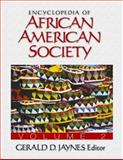 Encyclopedia of African American Society, , 0761927646