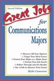 Great Jobs for Communications Majors, Camenson, Blythe, 0658017659