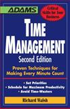 Time Management, Richard Walsh, 159869765X