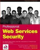 Professional Web Services Security, Trivedi, Ravi and Whitney, David, 1861007655