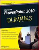 PowerPoint 2010 for Dummies, Doug Lowe, 0470487658