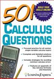 501 Calculus Questions, Mark McKibben, 1576857654