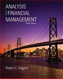 Analysis for Financial Management with SAndP bind-in Card, Higgins, Robert, 0077297652