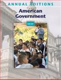 Annual Editions : American Government 08/09, Stinebrickner, Bruce, 0073397652