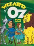 Wizard of Oz Paper Dolls, Ted Menten, 0486467651