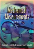 Mechanical Measurements, Beckwith, Thomas G. and Marangoni, Roy D., 0201847655