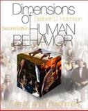 Dimensions of Human Behavior : Person and Environment, Hutchison, Elizabeth D., 0761987657