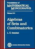 Algebras of Sets and Combinatorics, Grinblat, L. S., 0821827650