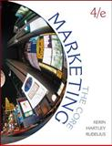 Marketing: the Core with Connect Plus, Kerin and Kerin, Roger, 0077477669