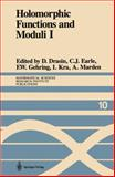 Holomorphic Functions and Moduli I, , 0387967664