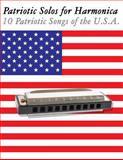 Patriotic Solos for Harmonica, Uncle Sam, 1477407669